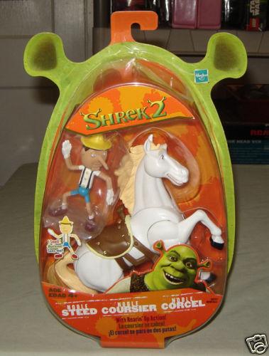 Amazon.com: Shrek 2 Action Packed Figure: Punchin' Shrek: Toys & Games