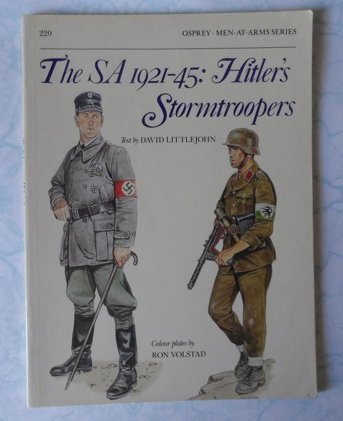 Osprey Books x2, The German Army 1914-18 and The First World War Western Front