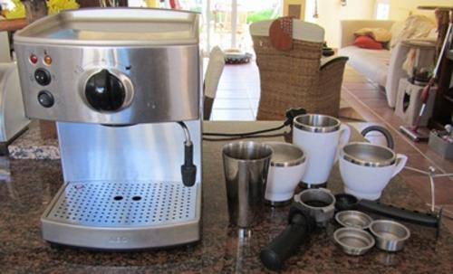 aeg coffee machine. Black Bedroom Furniture Sets. Home Design Ideas