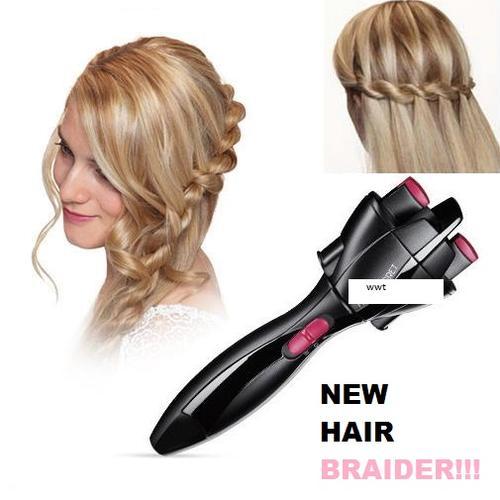 twist magic hair machine