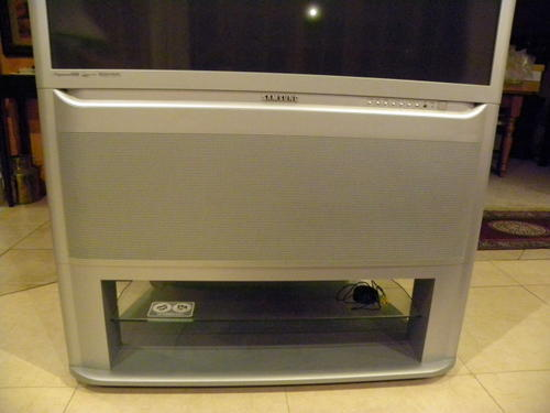 Rear Projection - Samsung Rear