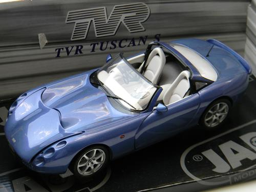 road collectable die cast models 1990 39 s tvr tuscan s scale 1 18 by jadi box was sold. Black Bedroom Furniture Sets. Home Design Ideas