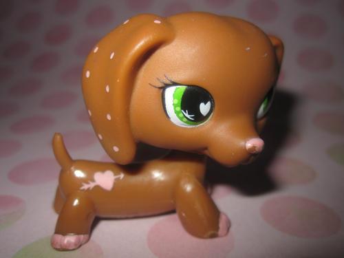 Littlest Pet Shop Wiener Dogs Littlest Pet Shop Dog