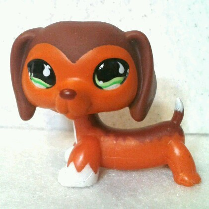 Littlest Pet Shop Wiener Dogs Littlest Pet Shop Dog