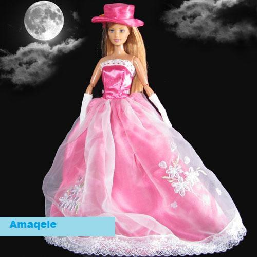 gallery pink barbie dress