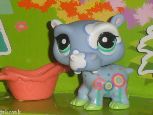 Littlest Pet Shop Hippo Littlest Pet Shop Items