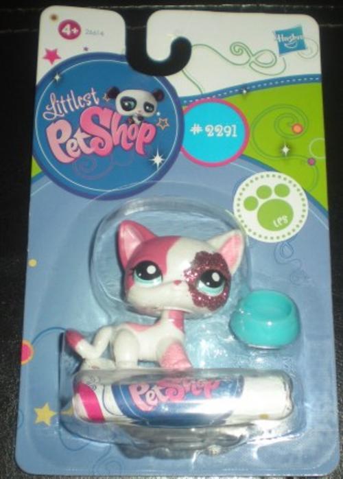 Littlest Pet Shop Dogs And Cats Littlest Pet Shop Glitter Cat