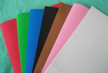 Other crafts crafty stuff craft foam sheets 7 sheets for Red craft foam sheets