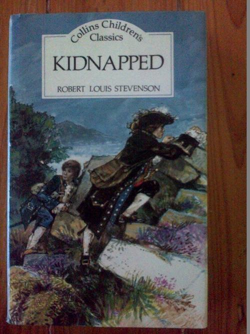 a plot overview of robert stevensons book kidnapped
