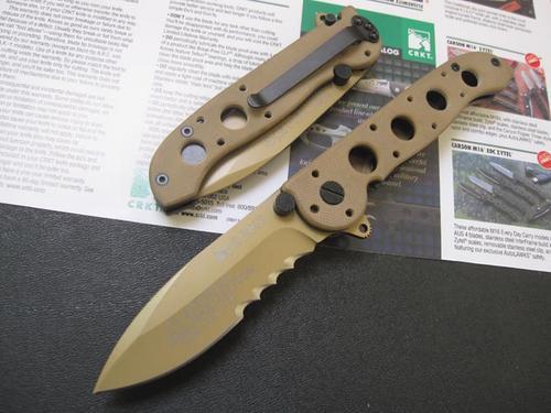 Avis sur couteau de poche pliant 1510137_120914135509_CRKT_M21-12DGI_1