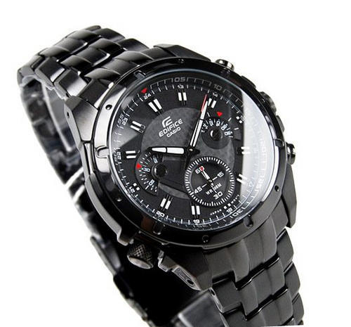 All Black Casio Watch