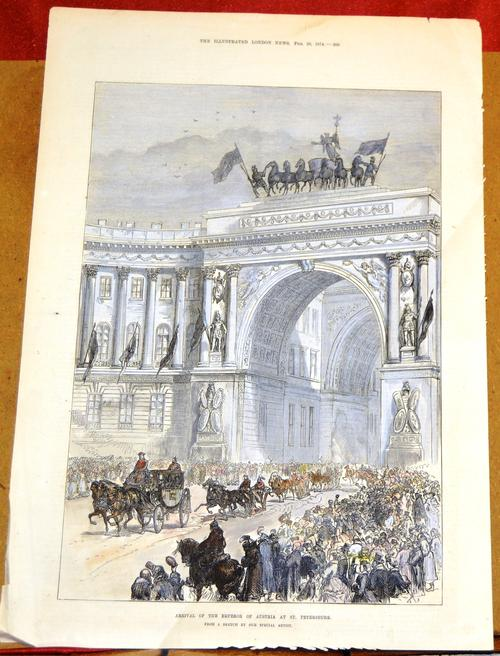 Illustrated london news 1874