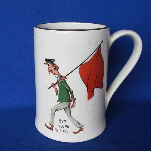 English Porcelain - Sandland Ware Staffordshire Novelty ...