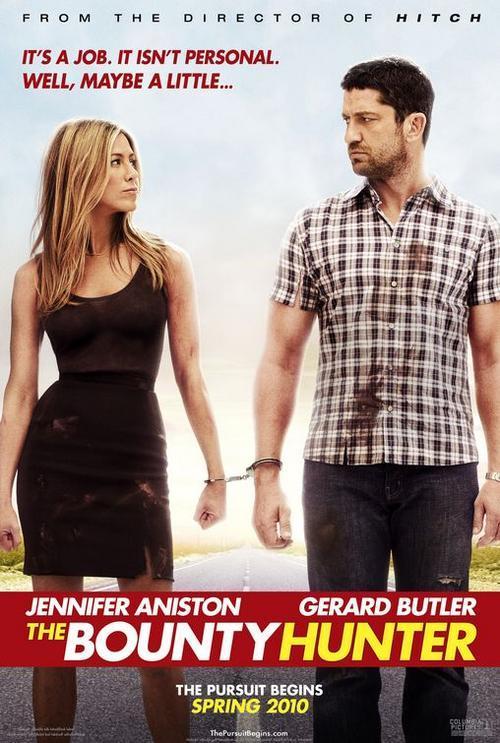 Jennifer Aniston Bounty Hunter Hair. Bounty Hunter – Review