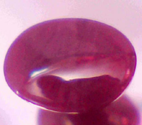 Rare!!! 2.36Ct Natural Burmese Pigeon Blood Red Ruby