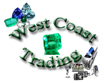 West Coast Trading Gemstones &amp; Electronics