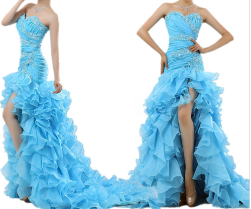 Formal Dresses - Gorgeous *Sexy* Strapless Mermaid Formal Dress ...