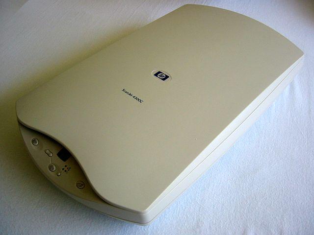 Драйвер для сканера hp scanjet 4300c скачать