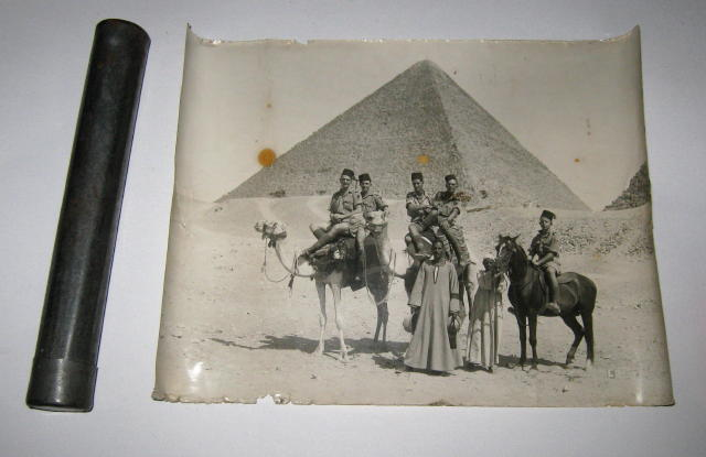 ANTIQUE PHOTOGRAPH IN ORIGINAL CASE