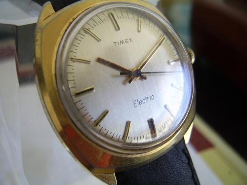 Vintage Timex Electric 15