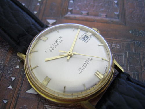 rare collectible watches vintage german made kienzle selecta rare collectible watches vintage german made kienzle selecta mens watch was for r500 00 on 21 dec at 22 01 by onehotdeal in cape town id 30088408