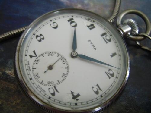 pocket watches vintage cyma pocket free shipping