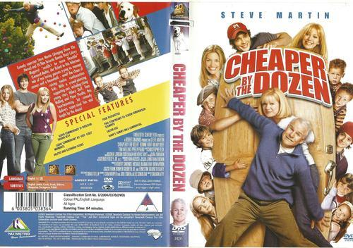Book report on cheaper by the dozen