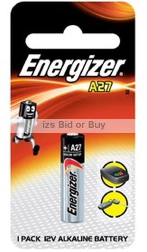 Single use batteries energizer a27 12v alkaline battery for 12v battery garage door opener