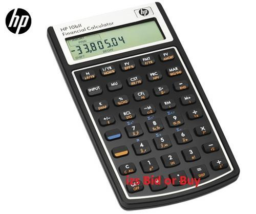 HP Financial Calculator