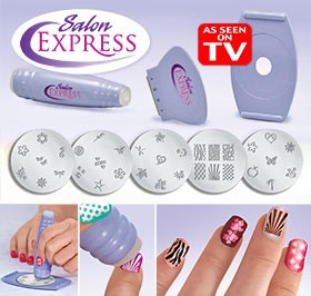As Seen On TV Hot Nail Art Designs