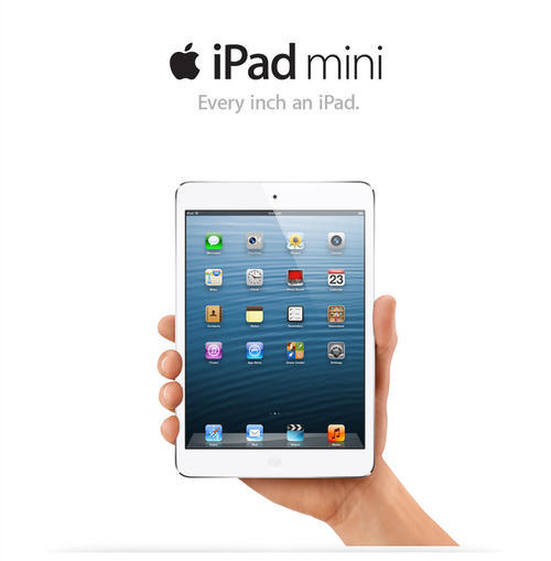 Apple Ipad Mini Black in Box Like New Apple Ipad Mini