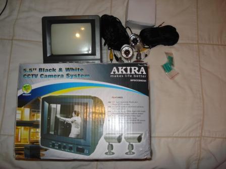 Cctv Camera System