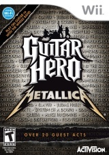 Nintendo Wii games guitar hero
