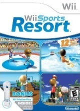 Nintendo Wii games sports resort