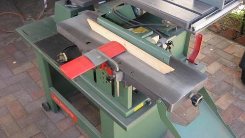 5 in 1 woodworking machine