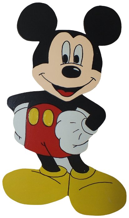mickey mouse cut s - photo #2