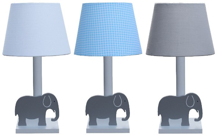 Is For The Base Only   The Elephant Lamp Base