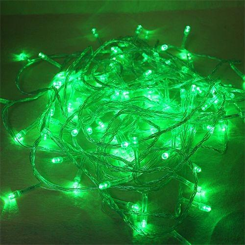 Holiday Decor - FAIRY LIGHTS-STRING 100 LED LIGHTS 10M LONG!l Light up your garden,Wedding ...