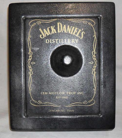 bar accessories novelty jack daniels crack jacks safe was sold for on 20 oct at 19. Black Bedroom Furniture Sets. Home Design Ideas