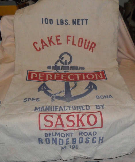 Cake Decorating Corn Flour Bag : Other Antiques & Collectables - OLD 100LBS CAKE FLOUR BAG ...