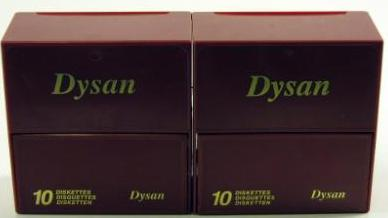 Dysan Floppy Disks