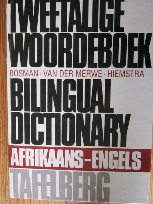 pharos english afrikaans dictionary online