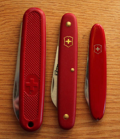Dating swiss army knives
