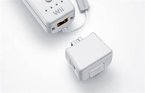 controllers remotes wii motion plus white in stock. Black Bedroom Furniture Sets. Home Design Ideas