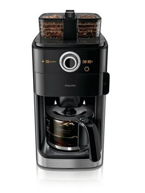 Espresso & Coffee Machines - Philips Grind & Brew Coffee Maker was sold for R2,758.00 on 1 Nov ...