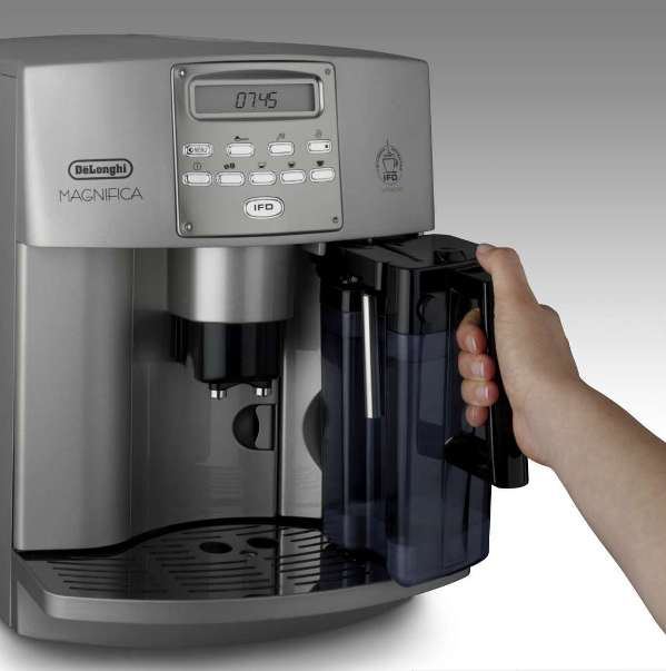 Tea & Coffee Makers - DeLonghi Bean To Cup Magnifica Coffee Maker - Silver was listed for R9,089 ...