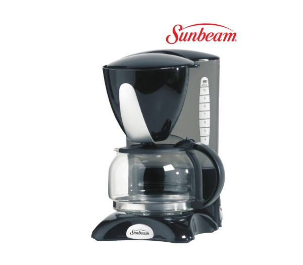 Espresso & Coffee Machines - Sunbeam Designer 12 Cup Coffee Maker was listed for R382.00 on 10 ...