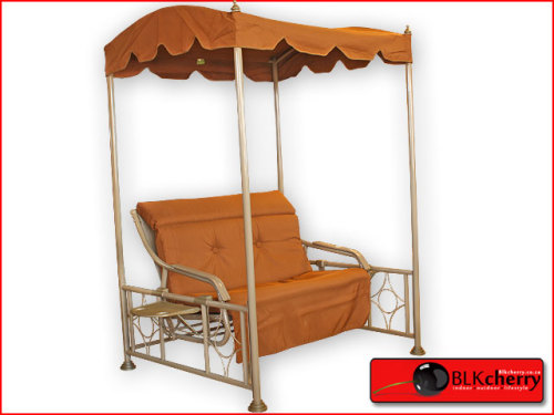Rocking 2 seater swing with awning cover, cushions and side drinks table. once BOB payment made collect from showroom open 7 days in jhb/kzn or delivery can be arranged. browse our other BOB listings for entire range