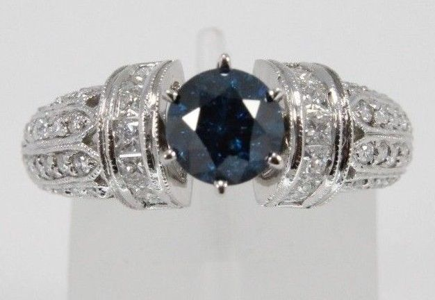 Engagement Rings IN STOCK CERTIFICATE VALUE R Genuine Blue