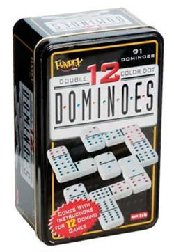 how to play draw dominoes